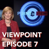 <em>Chris does commentary on the program &#8220;Viewpoint</em>