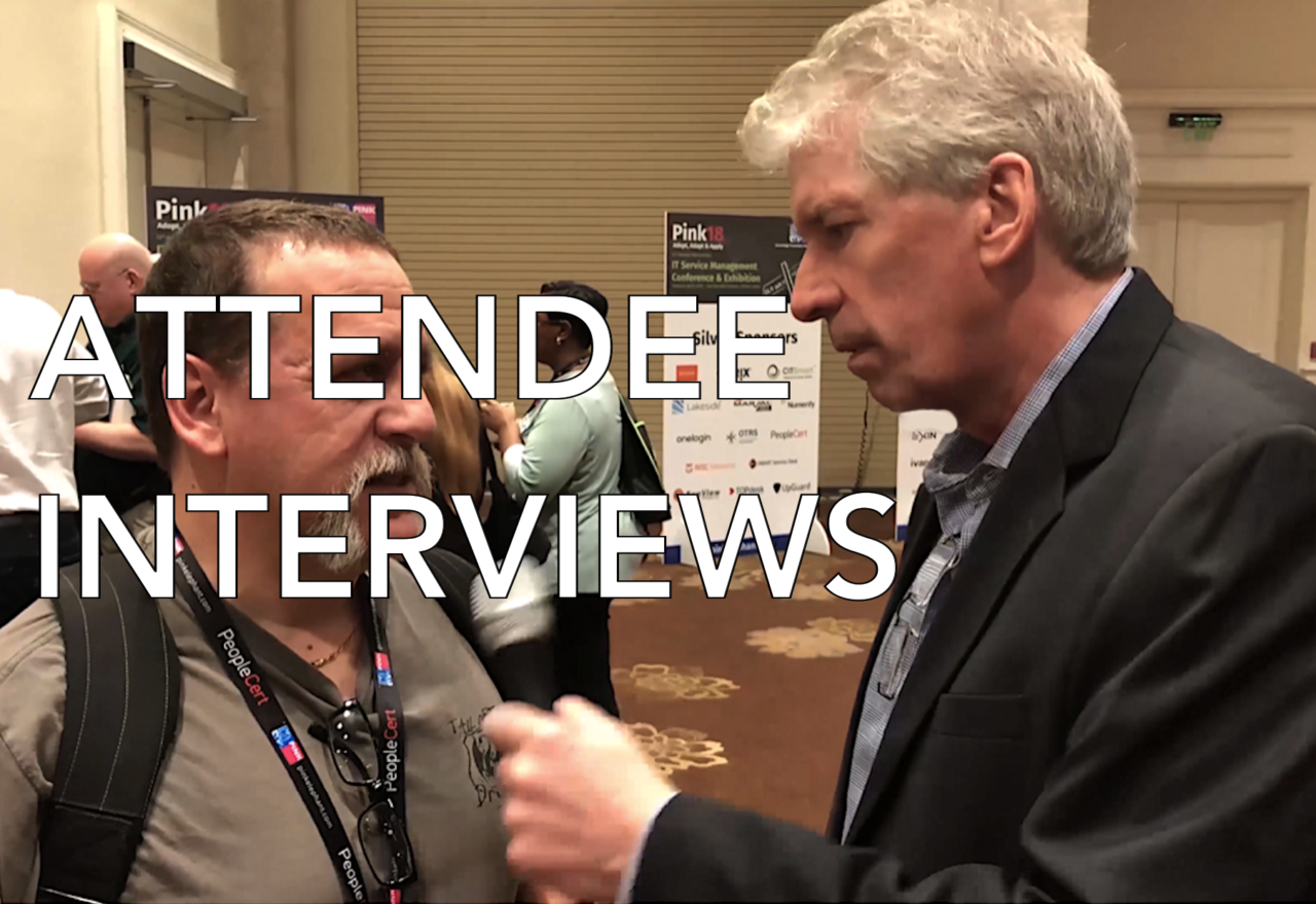 <strong>ATTENDEE INTERVIEWS</strong>