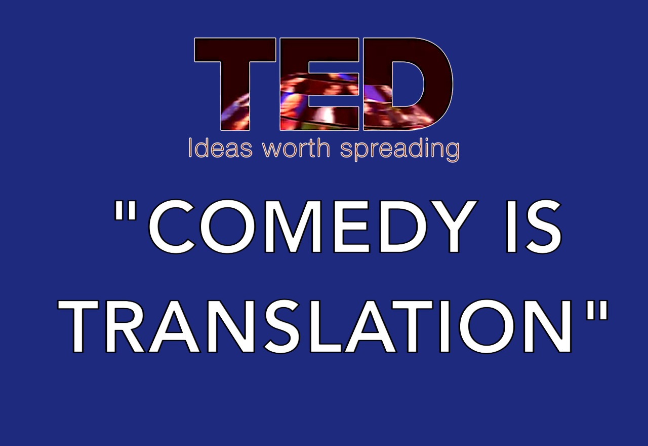 <strong>TED TALK</strong>